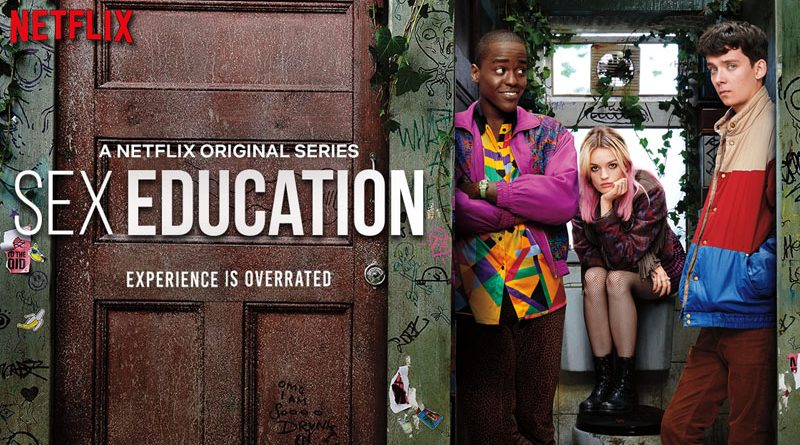 Sex Education (Netflix) : sex, drogues et rock n'roll, c'est lovin fun